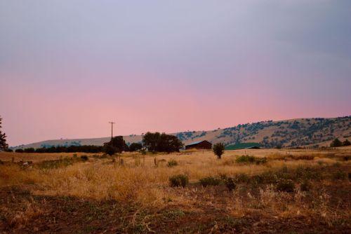 Mulesprings Storm Scene